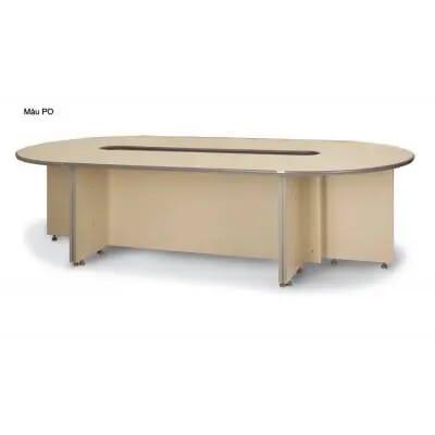 Bàn họp Oval CM2600H | Bàn hop Văn Phòng có thiết kế tối giản