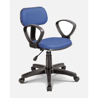 Ghế xoay văn phòng GX01A | Ghế xoay bọc vải nỉ của Nội Thất 190