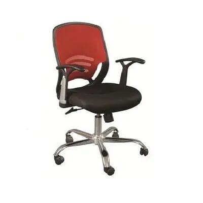 Ghế xoay văn phòng GL205 | Ghế xoay bọc vải lưới của Hòa Phát