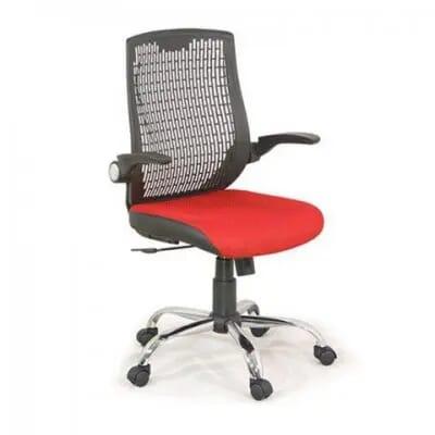 Ghế xoay văn phòng GX301B | Ghế xoay bọc vải lưới của Nội thất 190