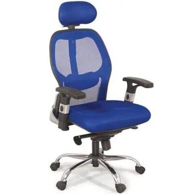 Ghế xoay văn phòng GX204B | Ghế xoay bọc vải lưới của Nội thất 190