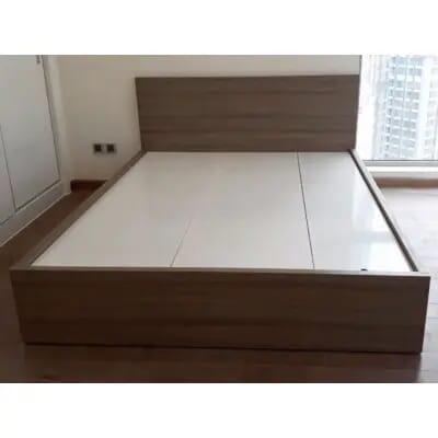 Giường nhật 2 ngăn kéo GN140-019