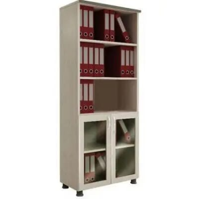 Tủ đựng hồ sơ–tài liệu SM8710 | Tủ Gỗ Văn Phòng tại Saigon Furniture