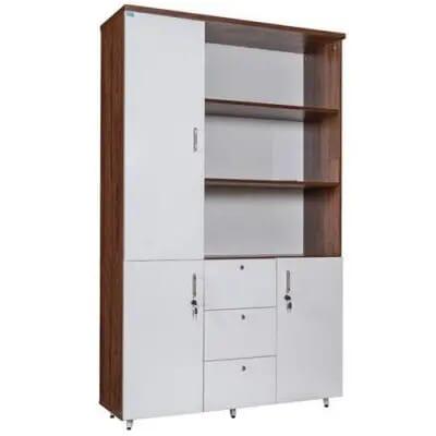 Tủ đựng hồ sơ–tài liệu SM8220 | Tủ Gỗ Văn Phòng tại Saigon Furniture