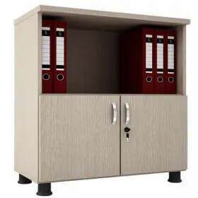 Tủ đựng hồ sơ–tài liệu SM6120 | Tủ Gỗ Văn Phòng tại Saigon Furniture