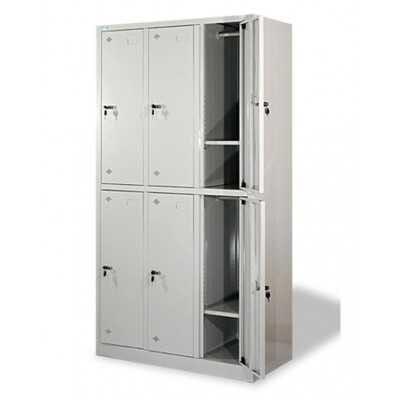 Tủ tài liệu sắt cao cánh mở TS12